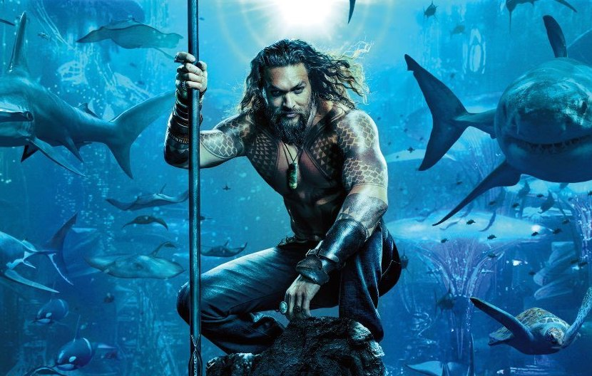 Am I the Only One Around Here Who Doesn't Like the 'Aquaman' Poster?