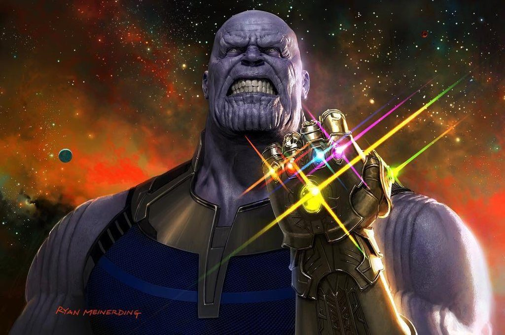 Thanos-Supporting Redditors Put Their Karma Where There Mouth Is