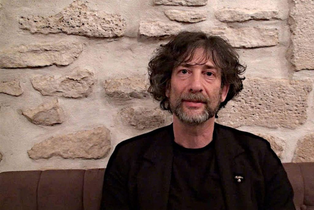 Neil Gaiman Comes to the Rescue of Poorly Written Wikipedia Page