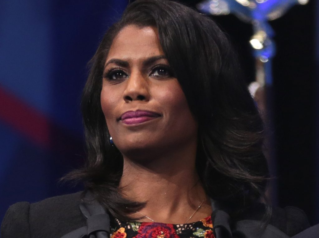 Omarosa Manigault Newman: The Apprentice Takes on the Boss