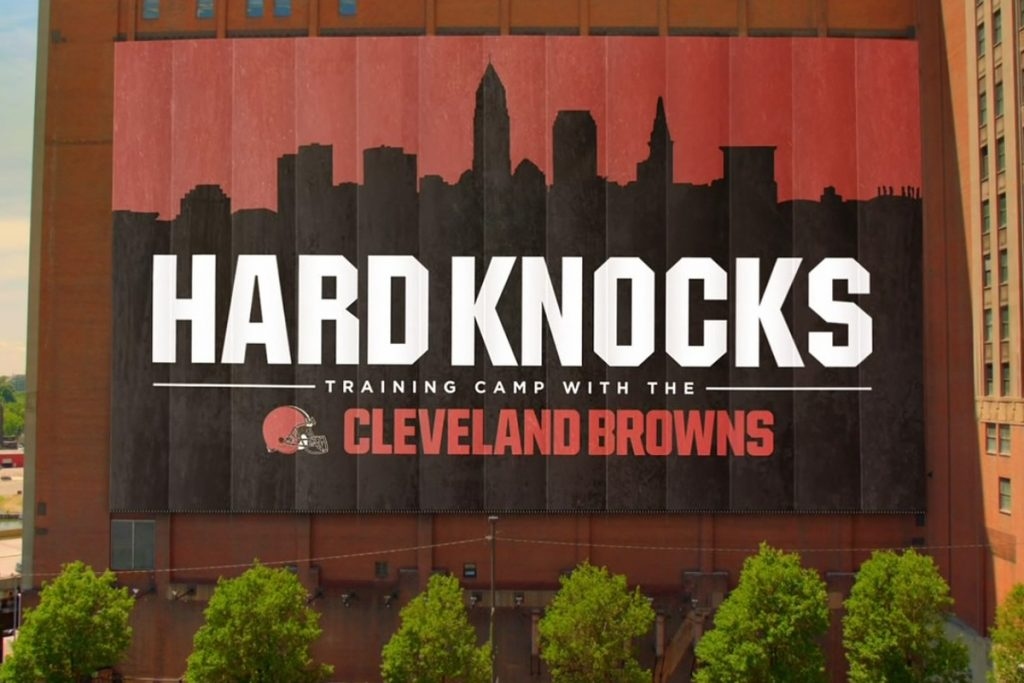 On 'Hard Knocks,' the 0-16 Cleveland Browns Look Like the NFL's Most Fascinating Team