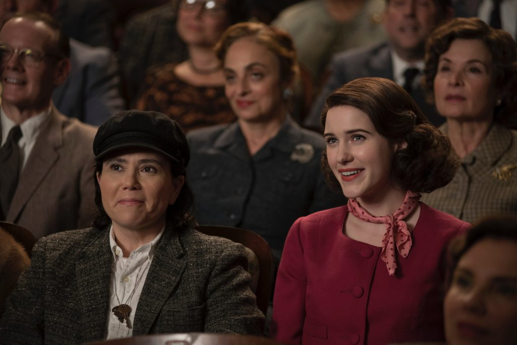 'The Marvelous Mrs. Maisel' season two teaser