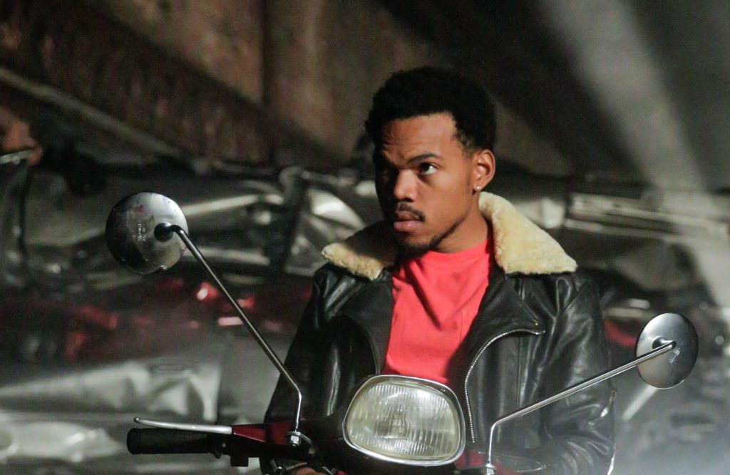 Chance Bennet as Dax in 'Slice.' Photo by Danielle Alston, courtesy of A24