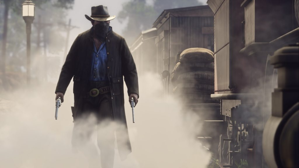 Consider 'Red Dead Redemption 2' the Unofficial Third Entry in Tarantino's Western Trilogy