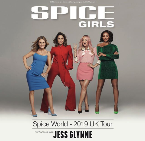 Spice Girls Reunite for 2019 U.K. Tour