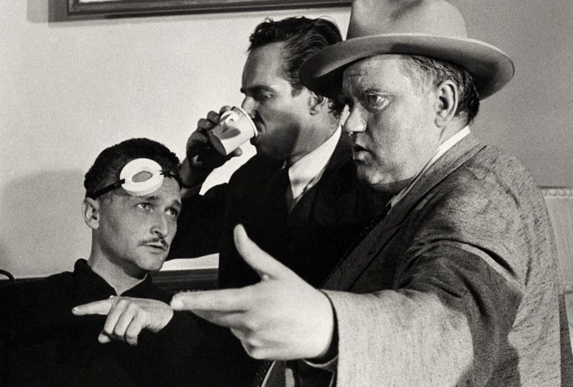 Touch of Evil (1958) set pic
