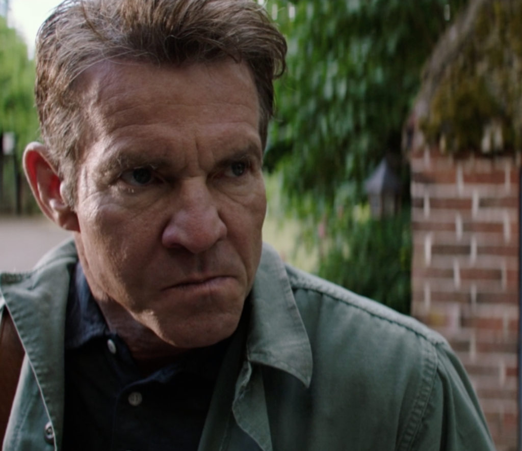 Dennis Quaid in 'The Intruder' from Screen Gems