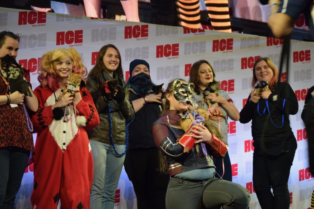 Seattle Humane Society Hosts the Cutest Event at Ace Comic Con